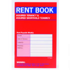 County Rent Book Assured Tenancy (Pack of 20)